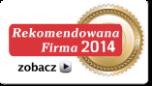 Rekomendowana Firma 2014